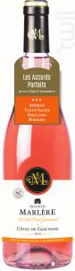 Côtes de Gascogne Rosé. - Maison Marlère - 2019 - Rosé
