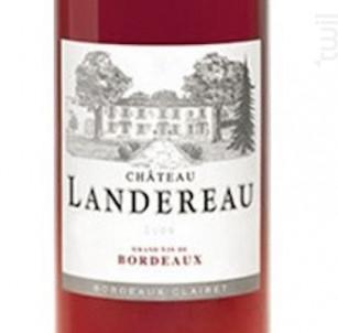 Château Landereau - Château Landereau - 2016 - Rosé