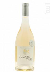 Domaine vico - Domaine Vico - 2017 - Blanc