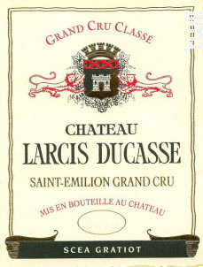 Château Larcis-Ducasse - Château Larcis-Ducasse - 2015 - Rouge