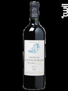 Château La Tour de Bessan - Grands Vins de Lucien Lurton & Fils - 2012 - Rouge