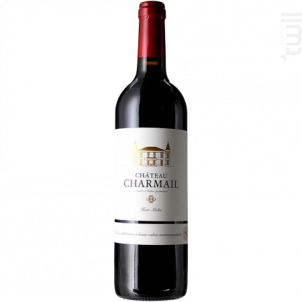 Château Charmail - Château Charmail - 2012 - Rouge