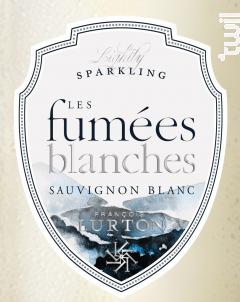 Les Fumées Blanches Pétillant Sauvignon Blanc - Domaines François Lurton - 2016 - Effervescent