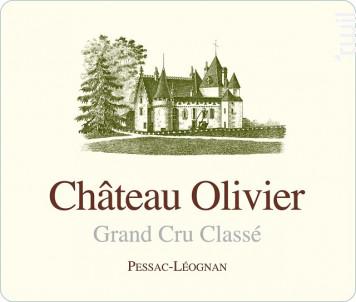 Château Olivier - Château Olivier - 2010 - Blanc