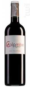 Colombe De Peyrou 2015 - Château Peyrou - 2016 - Rouge