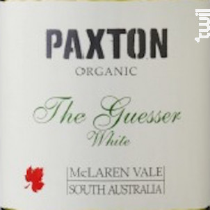 The Guesser - Paxton - 2018 - Blanc