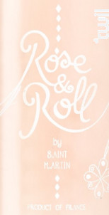 Rose&Roll - Château de Saint-Martin - 2018 - Rosé