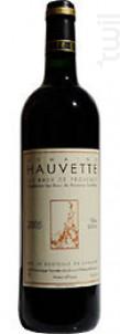 Cuvée Cornaline - Domaine Hauvette - 2012 - Rouge