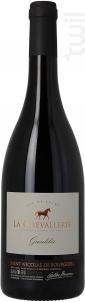 Gueulebée - Vieilles Vignes - La Chevallerie - Gaëtan Bruneau - 2018 - Rouge