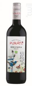 Purato Nero d'Avola - Planète Vins - 2018 - Rouge