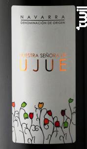 Ujue - Vega del Castillo - 2015 - Rouge