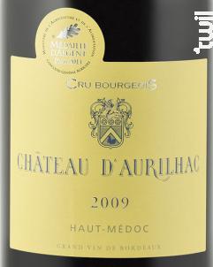 Château d'Aurilhac - Château d'Aurilhac - 2003 - Rouge