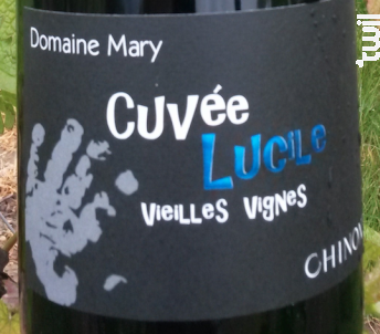 Cuvée Lucile - Domaine Mary - 2015 - Rouge