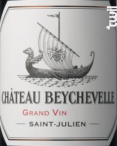 Château beychevelle - Château Beychevelle - 2016 - Rouge