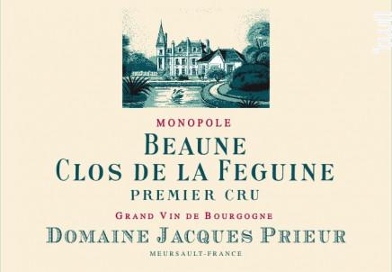Beaune Clos de la Féguine 1er Cru