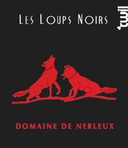 Les Loups Noirs - Domaine de Nerleux - 2018 - Rouge