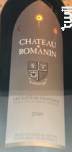 Château Romanin - Château Romanin - 2009 - Rouge
