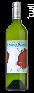 Château Lavergne Dulong - Château Lavergne Dulong - 2017 - Blanc