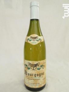 Coche-dury - Domaine Coche Dury - 2003 - Blanc