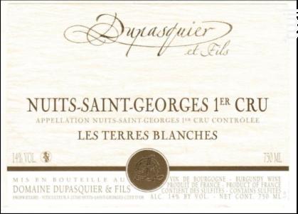 Nuits-Saint-Georges - 1er Cru