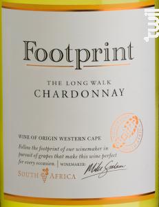 Chardonnay - Footprint - 2016 - Blanc