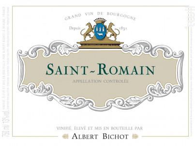 Saint-Romain - Albert Bichot - 2017 - Blanc