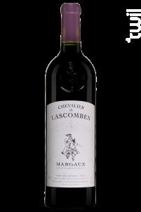 Chevalier de Lascombes - Château Lascombes - 2018 - Rouge
