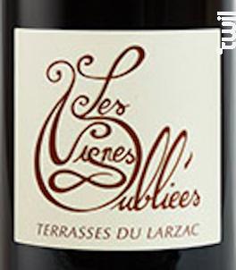 Les Vignes Oubliees - LES VIGNES OUBLIEES - 2019 - Rouge