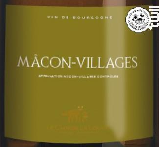 Mâcon Villages - Le Chai de la Louve - 2019 - Blanc