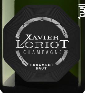 Fragment Brut - Champagne Xavier Loriot - Non millésimé - Effervescent