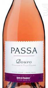 Passa - Quinta do Passadouro - 2015 - Rosé