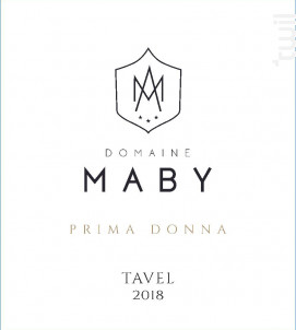 Prima Donna - Domaine Maby - 2019 - Rosé