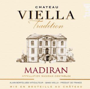 Tradition - Château Viella - 2016 - Rouge