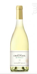 La Barbacane - Famille Cros-Pujol - Château Grézan - 2018 - Blanc