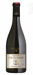 L'or du Diable - Domaine de L'Or du Diable - 2017 - Rouge