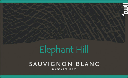 Sauvignon blanc - ELEPHANT HILL - 2018 - Blanc
