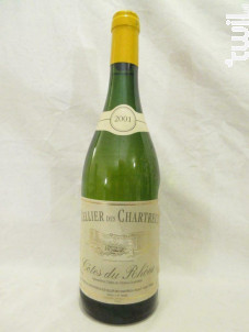 Cellier Des Chartreux - Cellier Des Chartreux - 2001 - Blanc