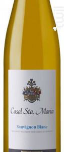 Casal Santa Maria Sauvignon Blanc - Casal Santa Maria - 2016 - Blanc