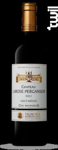 Château Larose Perganson Cru Bourgeois - Vignobles de Larose - Château Larose-Trintaudon - 2011 - Rouge