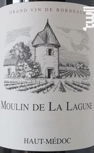 Moulin de la Lagune - Château La Lagune - 2014 - Rouge