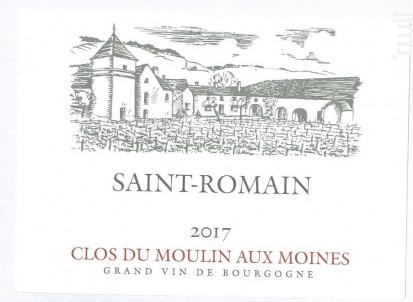 Saint Romain - Clos du Moulin aux Moines - 2017 - Blanc