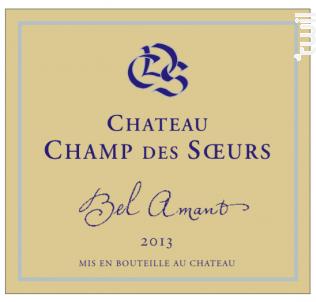 Bel Amant - Fitou Château Champ des Soeurs