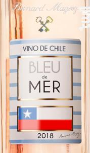 Bleu de Mer Chili - Bernard Magrez - 2018 - Rosé
