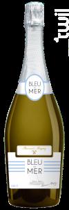 Bleu de Mer Bulles - Bernard Magrez - Non millésimé - Effervescent
