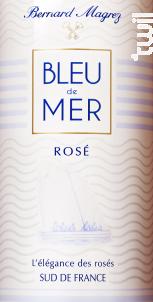 Bleu de Mer Édition Spéciale Sleeve - Bernard Magrez - 2017 - Rosé