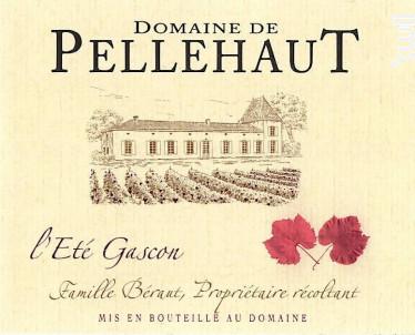 L'Été Gascon - Domaine de Pellehaut - 2018 - Rosé