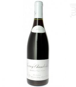 Gevrey-chambertin - Domaine Leroy - 2011 - Rouge