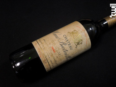 Château Haut Batailley - Château Haut Batailley - 1989 - Rouge