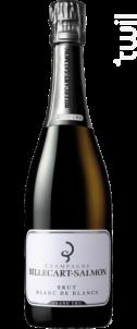 Blancs De Blanc - Champagne Billecart-Salmon - Non millésimé - Effervescent