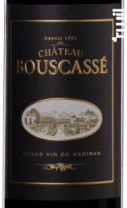 Château Bouscassé - Château Bouscassé - 2015 - Rouge
